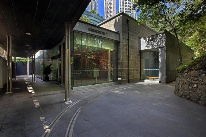 Chantal Miller Gallery Exterior Courtesy of Asia Society Center Hong Kong