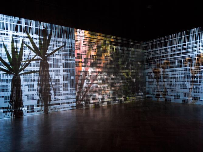 URUMU, Monika BRAVO | © JUANLUQUE-installation view at Bard Graduate Center NYC