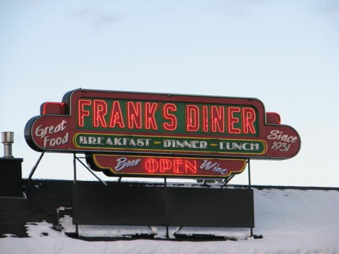 Frank's Diner | © Karyn Christner/Flickr