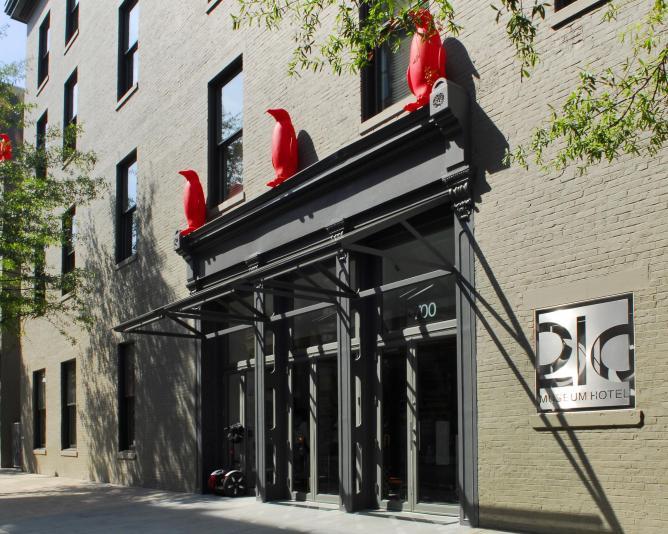 Modern Architecture Louisville Ky
