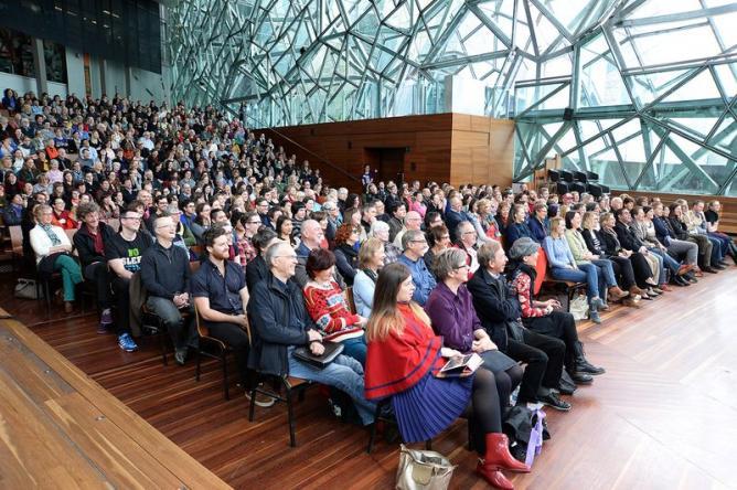 Melbourne Writer's Festival