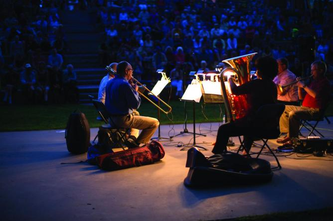 New Hampshire Music Festival