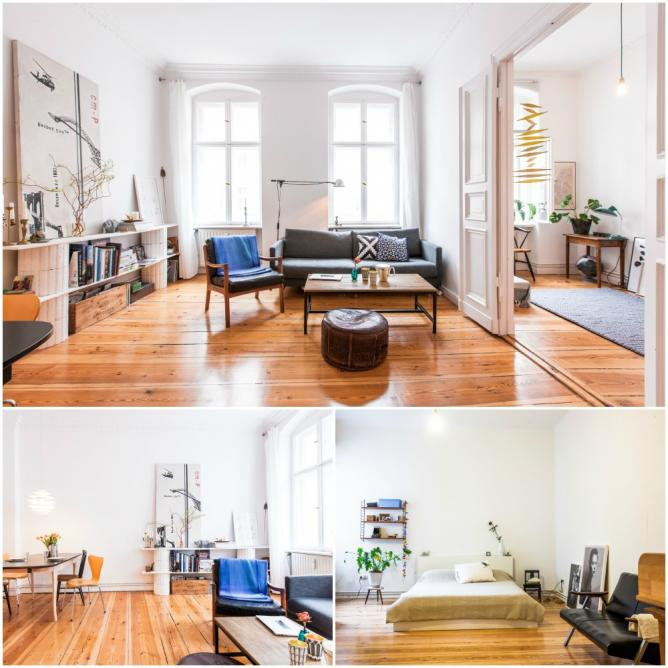 great airbnb spots in berlin 39 s trendy kreuzberg. Black Bedroom Furniture Sets. Home Design Ideas