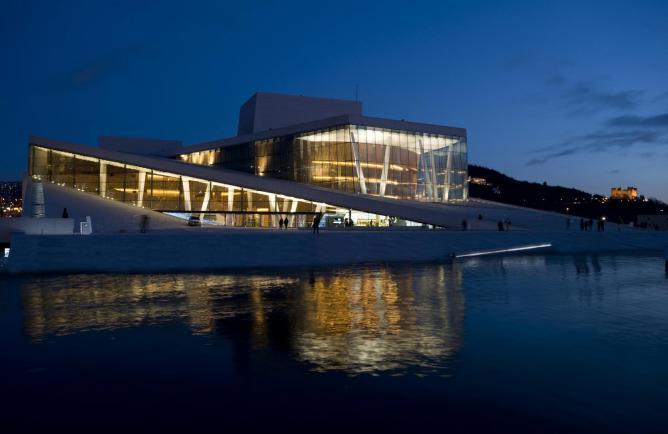 Oslo Opera House © Erik Berg
