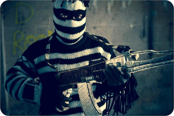 Tokoloshe 3 – Evil Spirit (Zulu) © Ralph Ziman