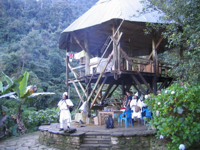Cuidad Perdida, Colombia