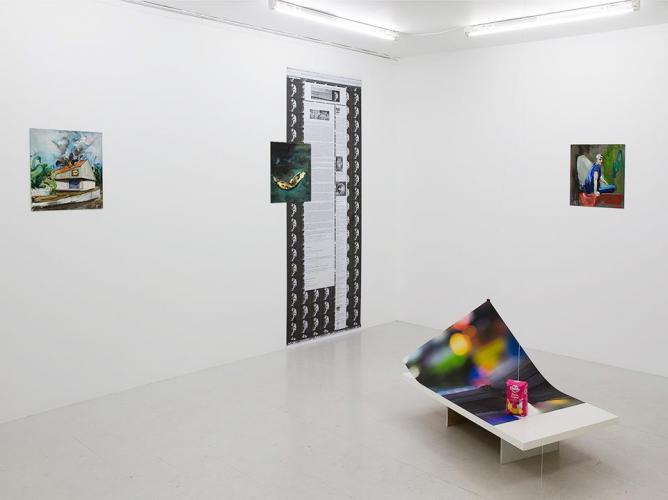 Endre Aalrust, Das Unbehagen in der Kultur, installation view, Grunerlokka Kunsthall, 2013 | Photo by Endre Aalrust/Courtesy Grunerlokka Kunsthall & Endre Aalrust