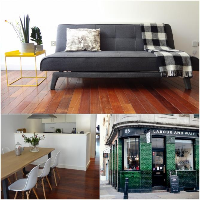 Kitchen Stools London Ontario: 10 Amazing Places To Stay On Airbnb In Shoreditch