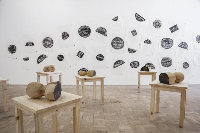 Barthelemy Toguo Stevenson Gallery
