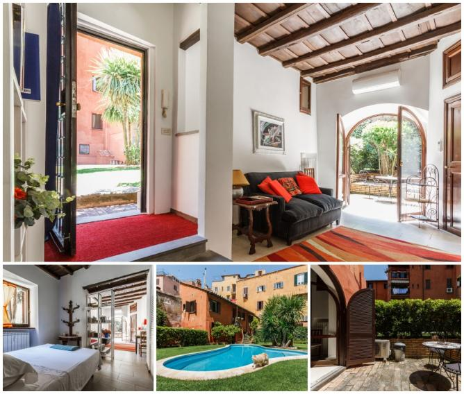 8 great airbnb spots in trastevere rome ForAirbnb Roma