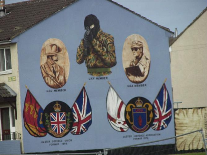 Belfast s murals the politics and the passion for Murals belfast