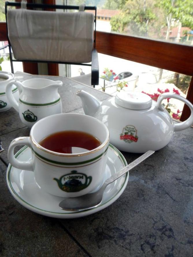 Mlesna Tea Centre