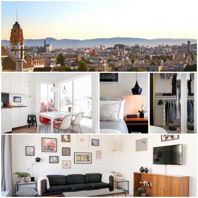 10 Great Places to Stay on Airbnb in San Francisco's Mission District