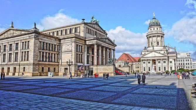 Gendarmenmarkt | © Guido Radig/WikiCommons