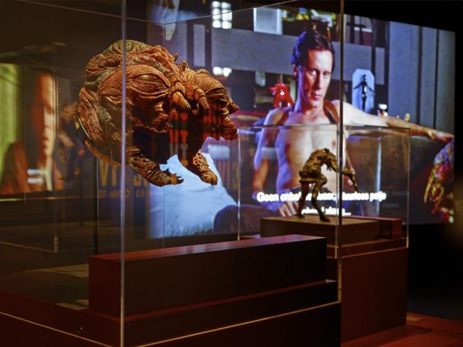 David Cronenberg - The Exhibition - ®studioHansWilschutEYEFILM1