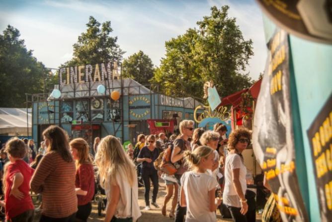 De Parade Theatre Festival