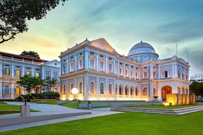 National Museum of Singapore | Courtesy of National Museum of Singapore