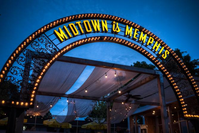 Midtown is Memphis | © Sean Davis/Flickr