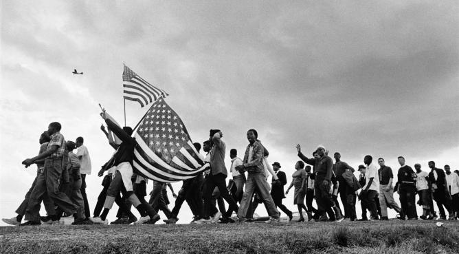 Activist Photographers of Civil Rights Movement