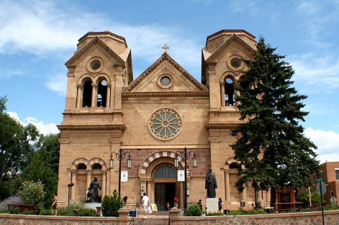 Cathedral St. Francis Santa Fe