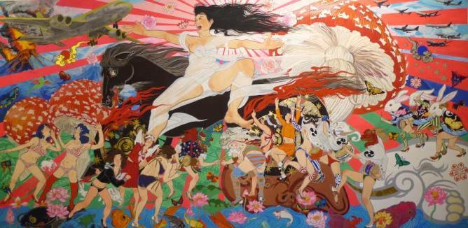 namani ishihara painting