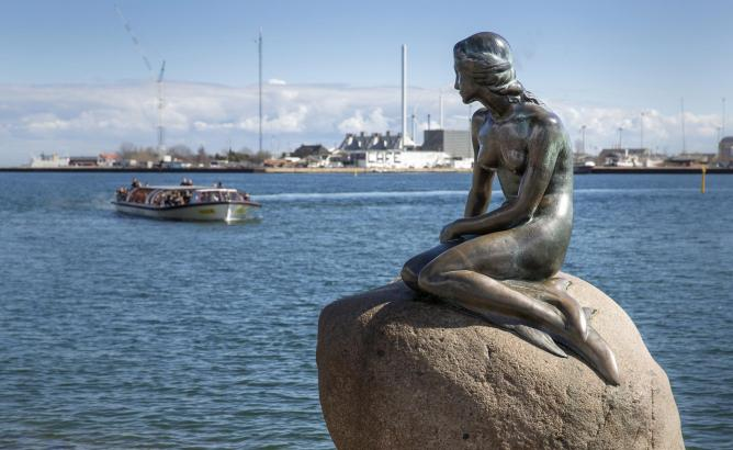 The Little Mermaid | © News Oresund/Flickr