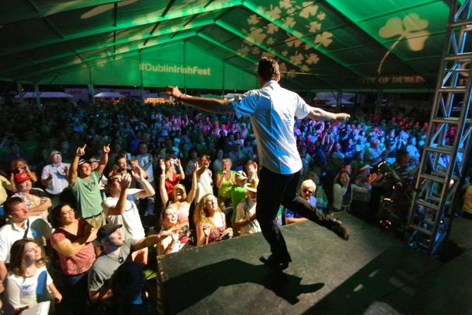 Traditional Irish Dance at the Dublin Irish Festival | Courtesy Dublin Irish Festival