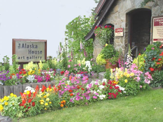 Alaska House Art Gallery