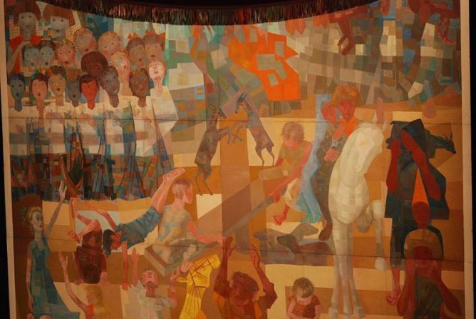 Candido Portinari, War and Peace