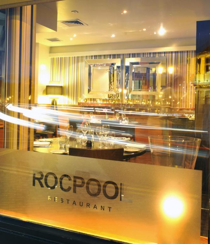 Rocpool Restaurant Inverness Menu