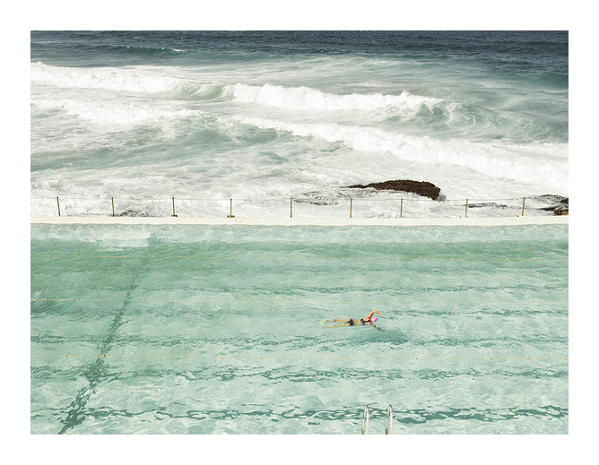 Josef Hoflehner, Bondi Baths, Syndney Australia 2011