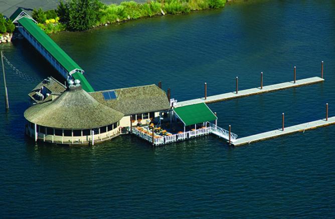 Cedar's Floating Restaurant