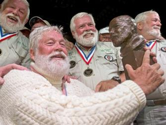 Hemingway Look-a-Like Contest © Andy Newman