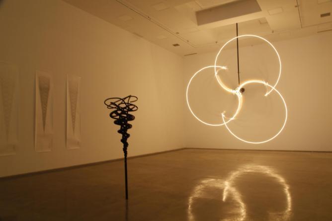 Conrad Shawcross Exhibition