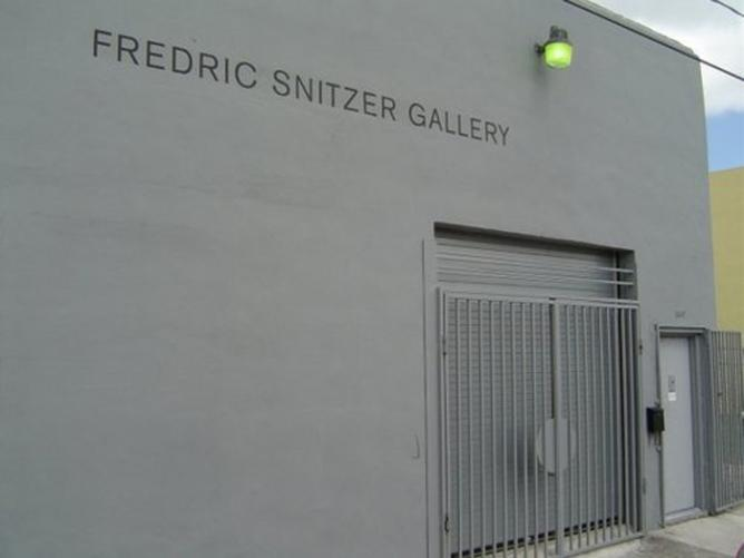 Image Courtesy of Fredric Snitzer Gallery