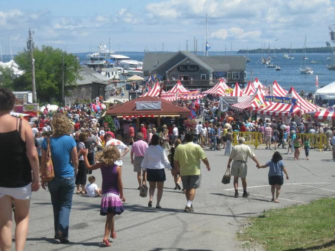 Maine Lobster Festival