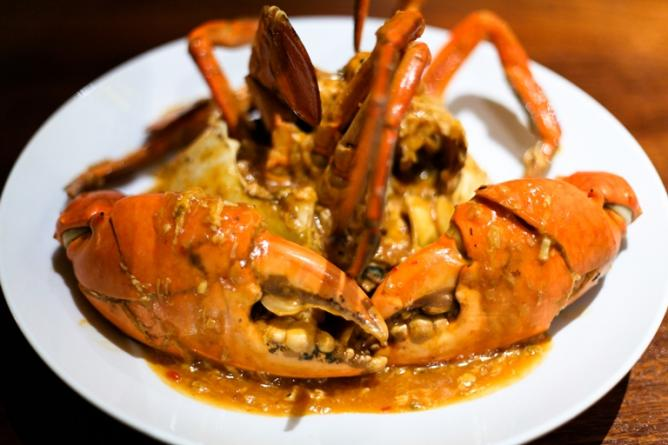 Chilli Crab | Courtesy Ministry of Crab