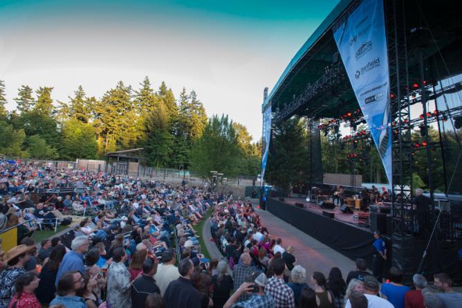 Oregon Zoo Summer Concerts