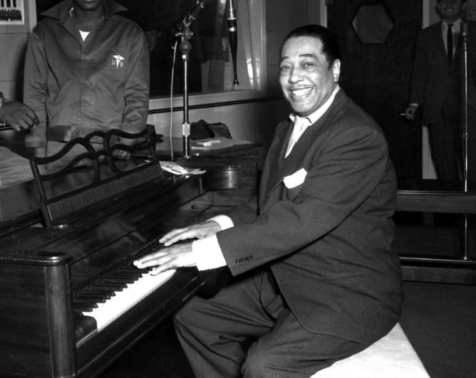 Duke Ellington | © High Contrast/WikiCommons