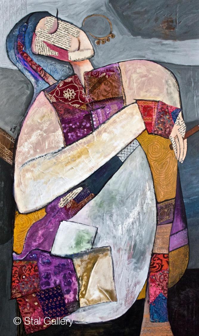 Alia Alfarsi   Image Courtesy of Stal Gallery