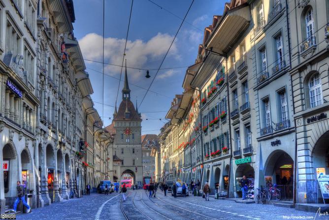 Top 10 Restaurants In Bern Switzerland