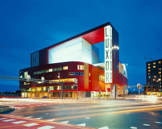 New Luxor Theatre | © Rob 't Hart