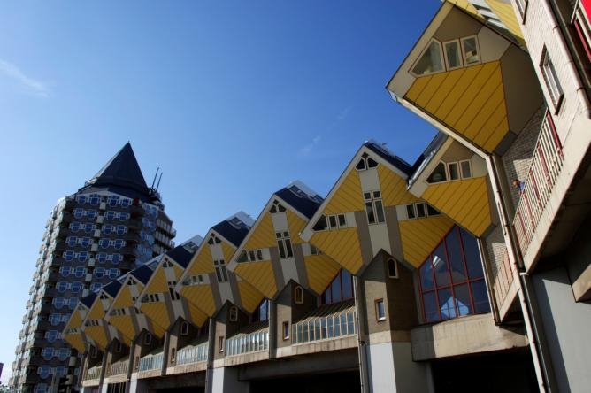 Stunning Structures The Best Of Rotterdam S Architecture