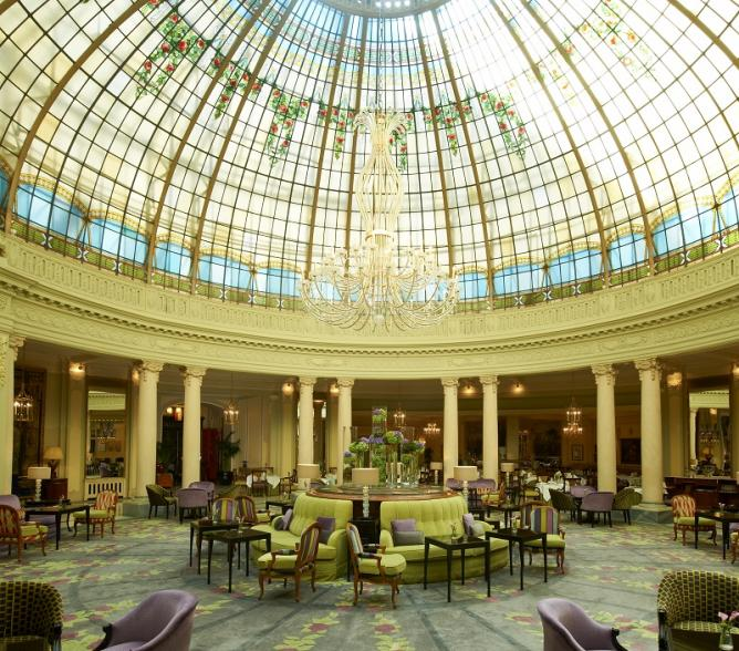 The top 10 brunch spots in madrid - Hotel the westin palace madrid ...