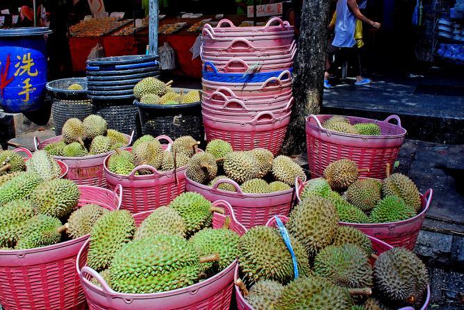 Durians | © Choo Yut Shing/Flickr