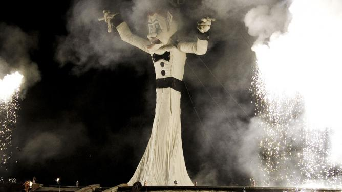 Burning Zozobra