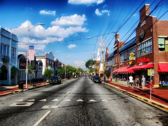 Restaurants On Main Street In Newark Delaware