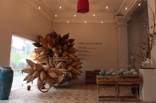 Lobby left - Hanoi Design Centre