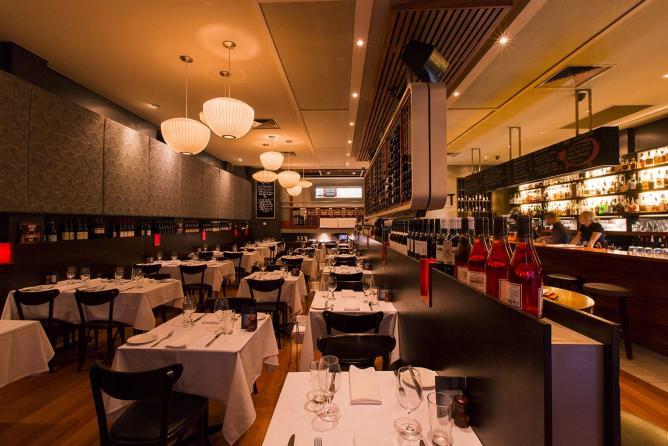 Floating Restaurant Perth