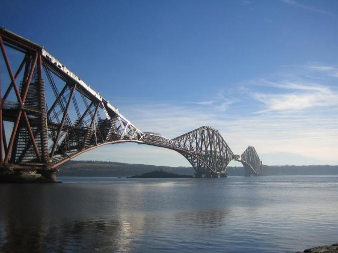 The Forth Bridges